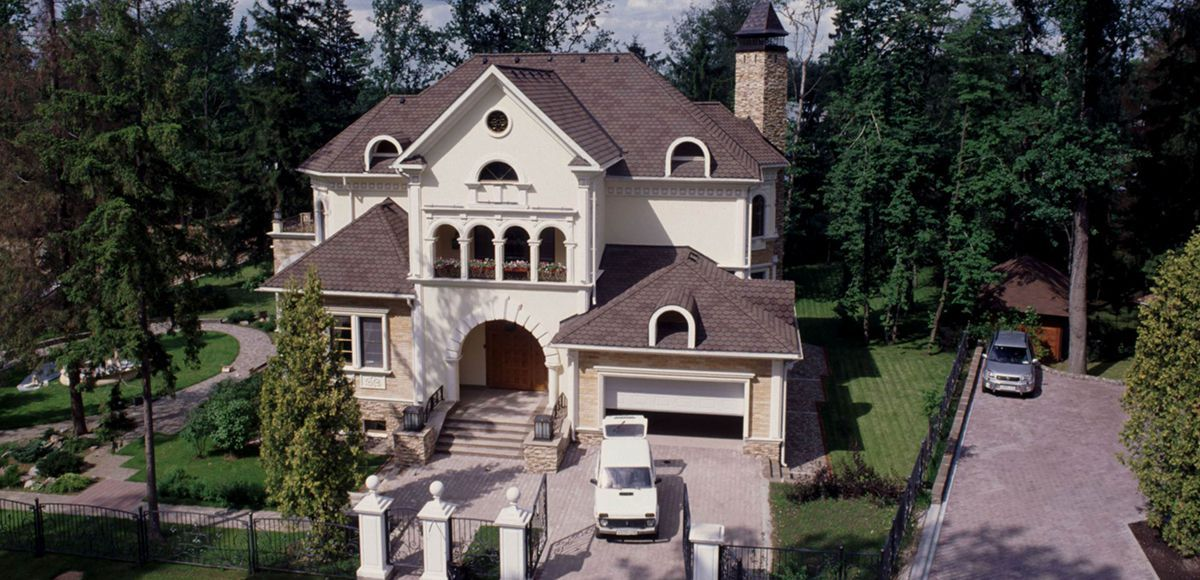 Жилой дом, поселок Николино