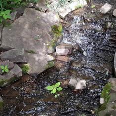 Водопад, поселок Николино