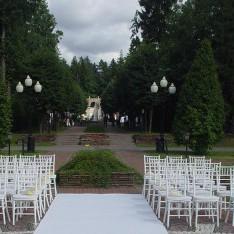 Свадебная церемония, поселок Николино