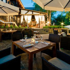 Приятного вечера в поселке Николино