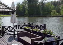 Расположимся у озера в КП Николино