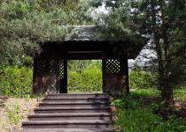 Пагода-беседка, поселок Николино
