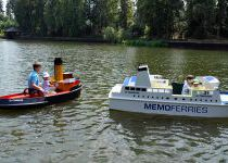 Детская флотилия, поселок Николино