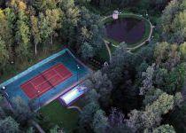 Теннисный корт , поселок Николино